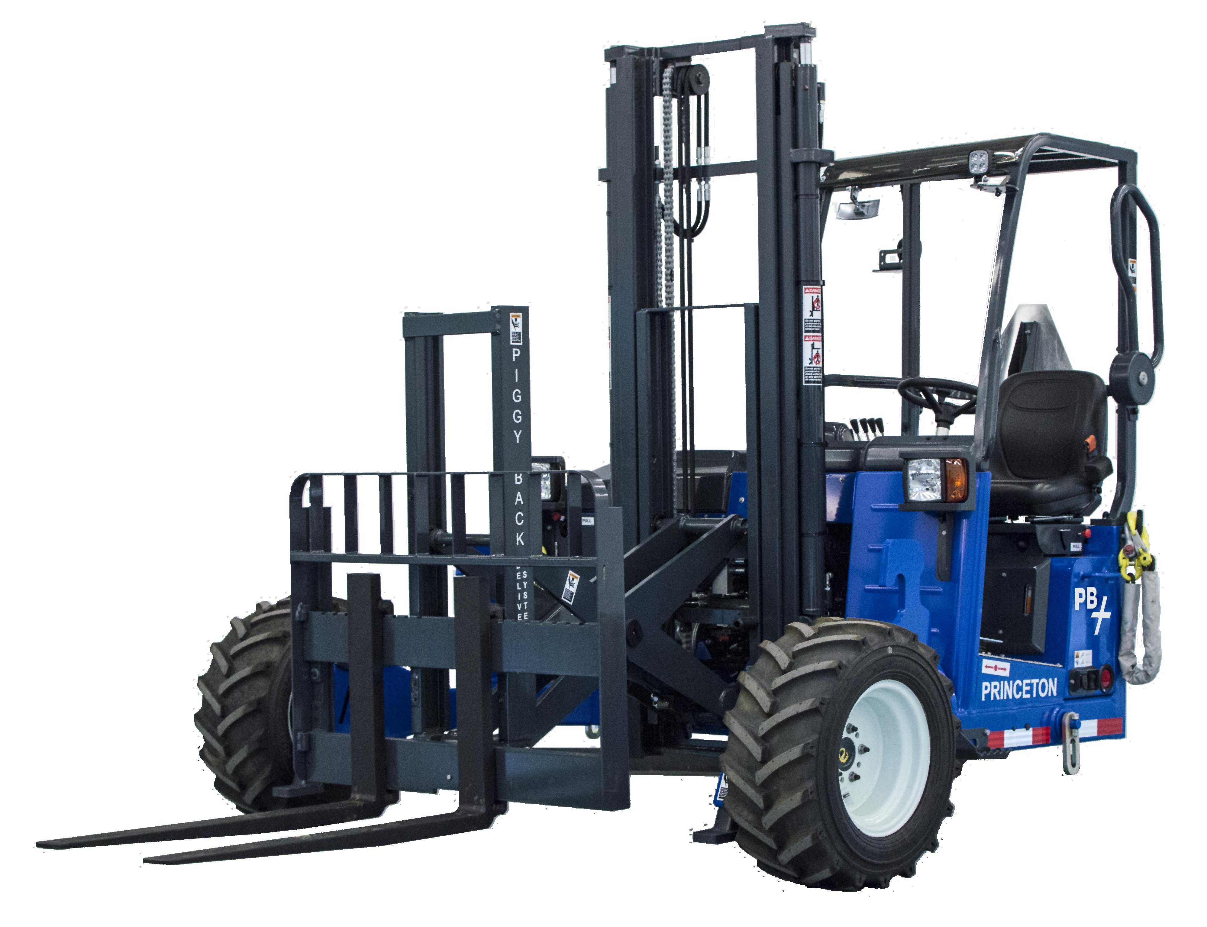 Princeton PB45 STM Truck Mount Forklift