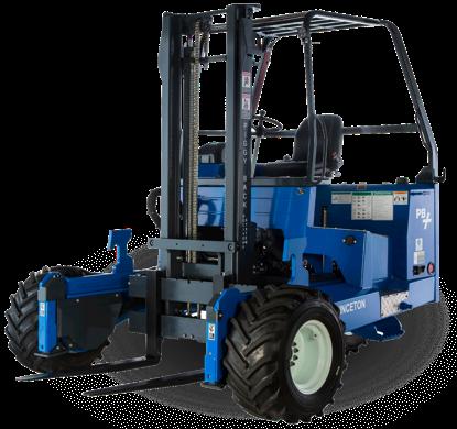 Princeton PB55+ Truck Mount Forklift