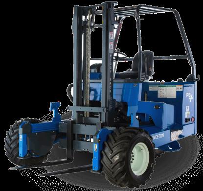 Princeton PB80+ Truck Mount Forklift