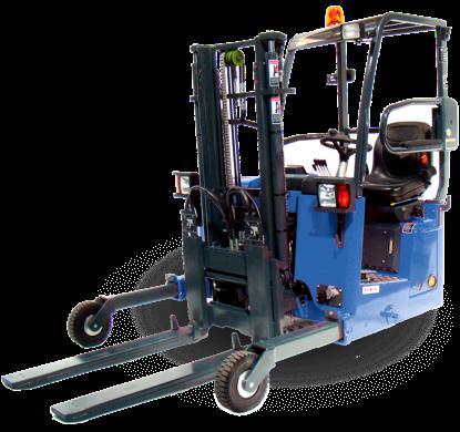 Princeton PB36 Truck Mount Forklift