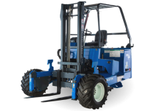 Princeton PB70+ Truck Mount Forklift
