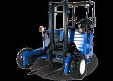 Princeton PB50+ Truck Mount Forklift