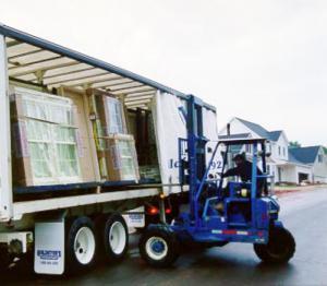 Princeton PiggyBack® Door and Window Application