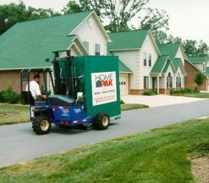 Princeton PiggyBack® Moving and Storage Application