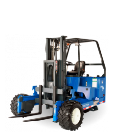 Princeton PB55X+ Truck Mount Forklift